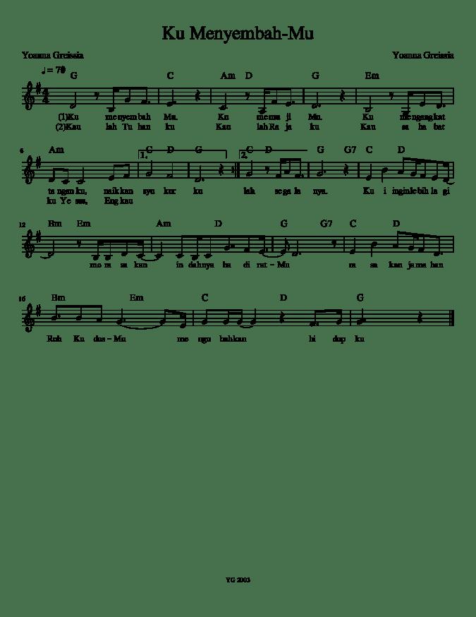 Ku Menyembah-Mu-1-1